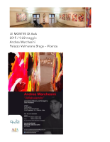 2015 Andrea Marchesini  a Palazzo Valmarana Braga