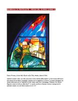 LECTIO biblico-estetica sulla PENTECOSTE – Gino Prandina