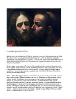 Le amicizie pericolose di Gesù