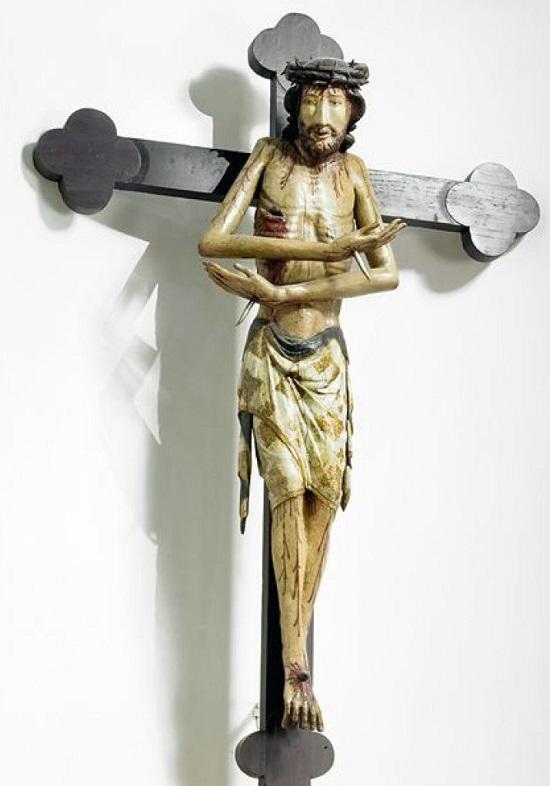 cattedrale Wurzburg Crocifisso-1